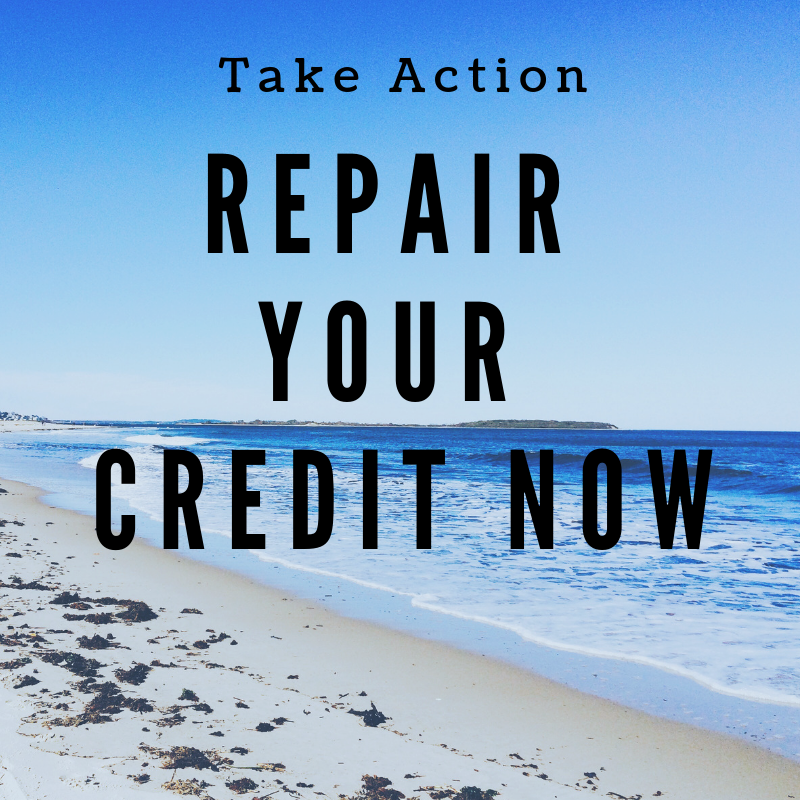 Its Time to Repair Your Credit